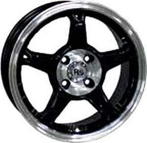 Диски RS Wheels 887