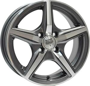 Диски RS Wheels Ti03