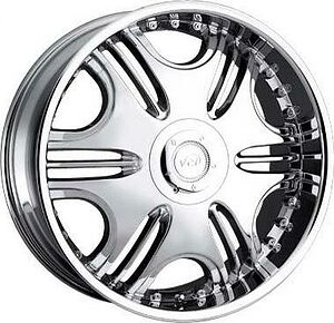 Диски VCT Wheel Mandretti