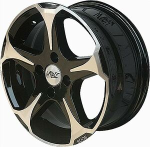 Диски Wolf Wheels BOOST 339
