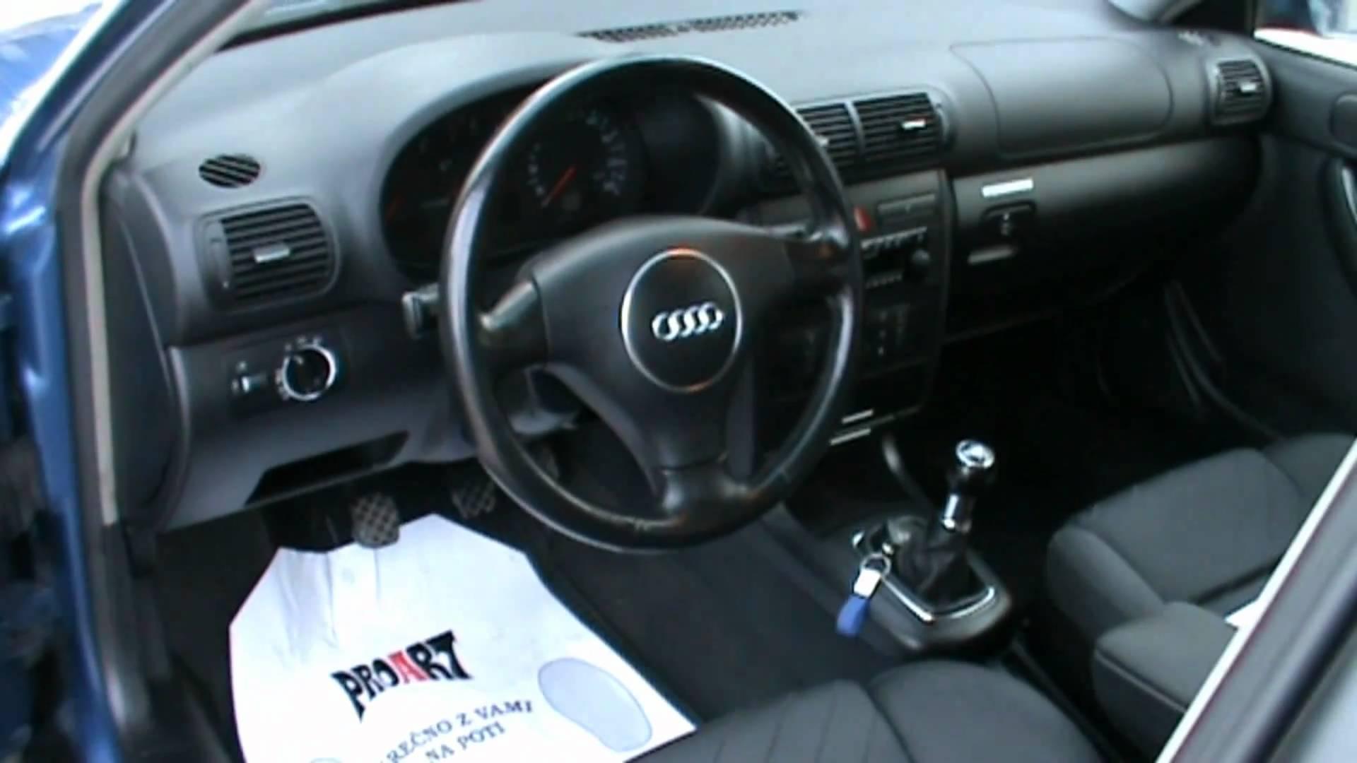 Audi A3 18 Turbo 2002