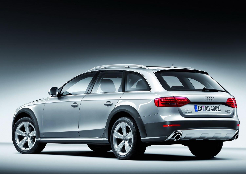шины и диски для Audi A4 Allroad 2010 30 Tdi Quattro размер колёс