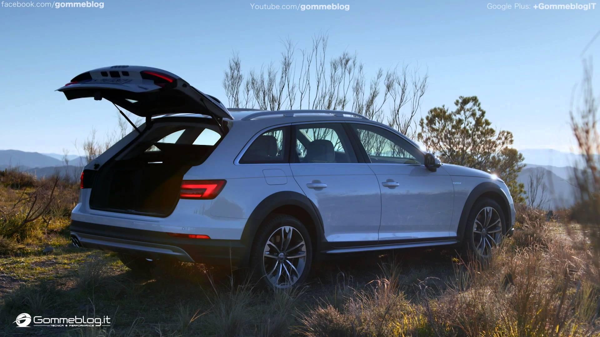 шины и диски для Audi A4 Allroad 2016 30 Tdi Quattro размер колёс