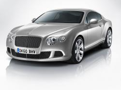 Шины и диски для Bentley Continental GT