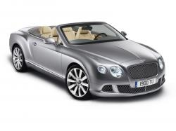 Шины и диски для Bentley Continental GTC
