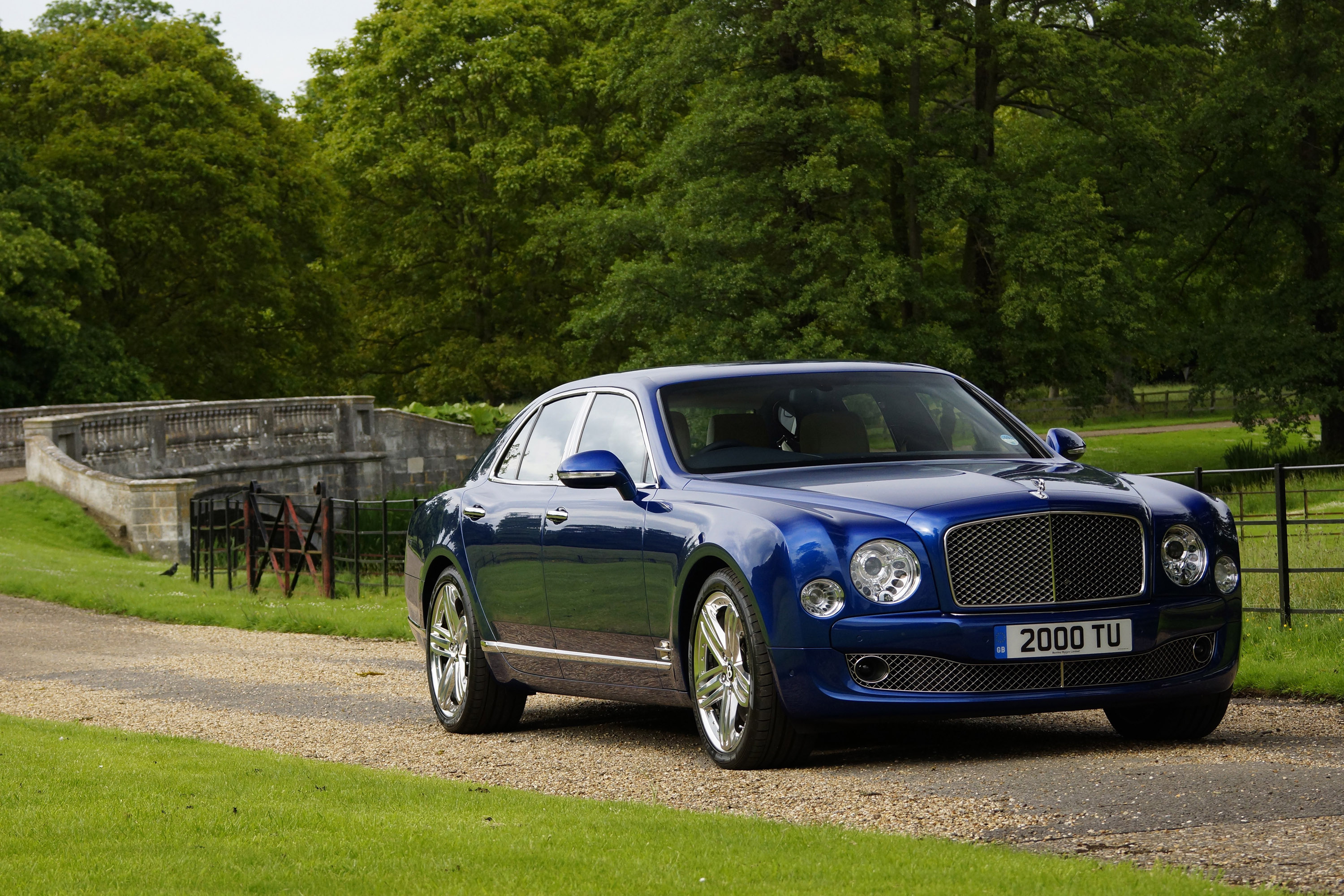 Шины и диски для Bentley Mulsanne