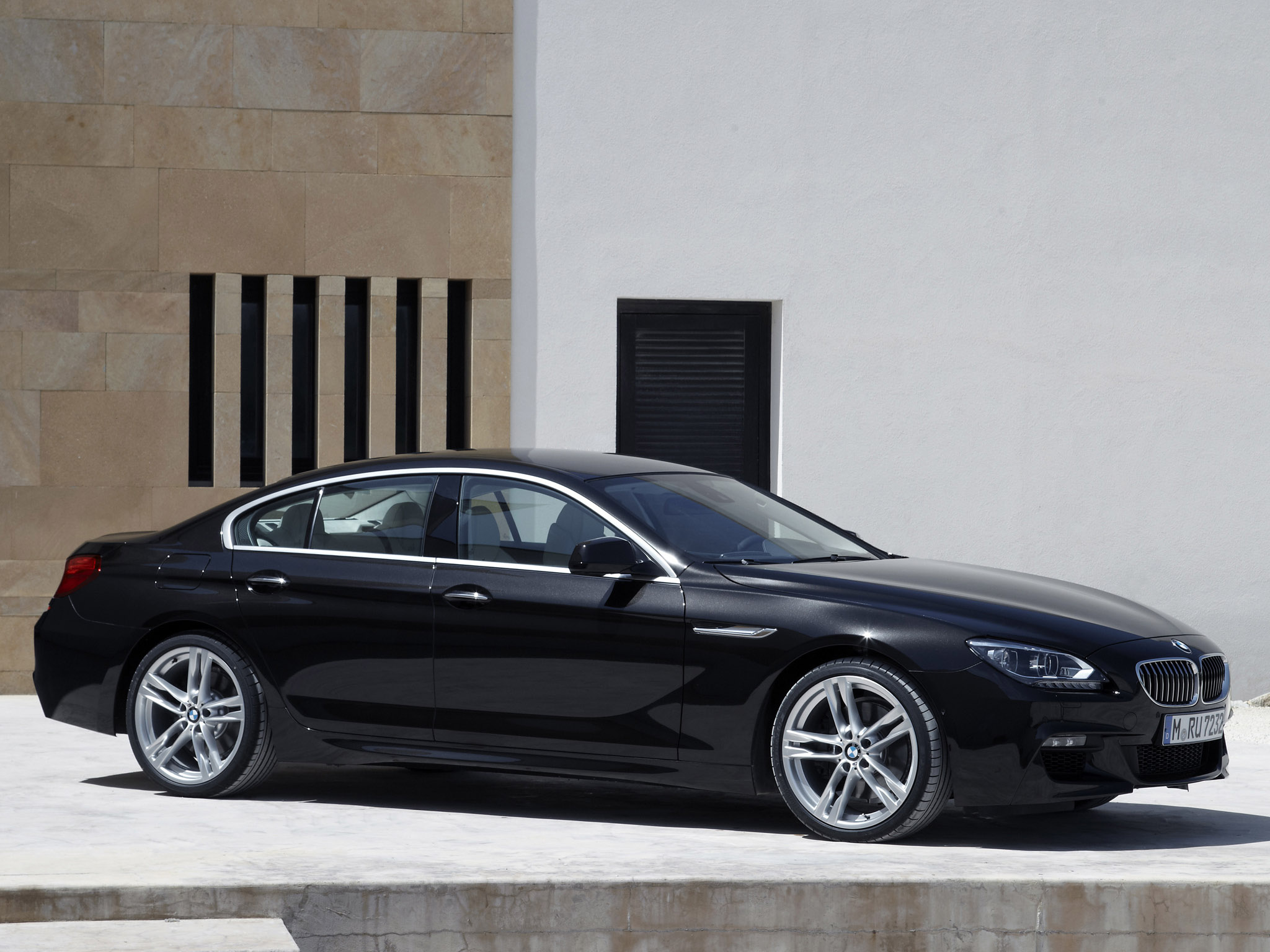 Диски на BMW 6 Gran Coupe (F06)
