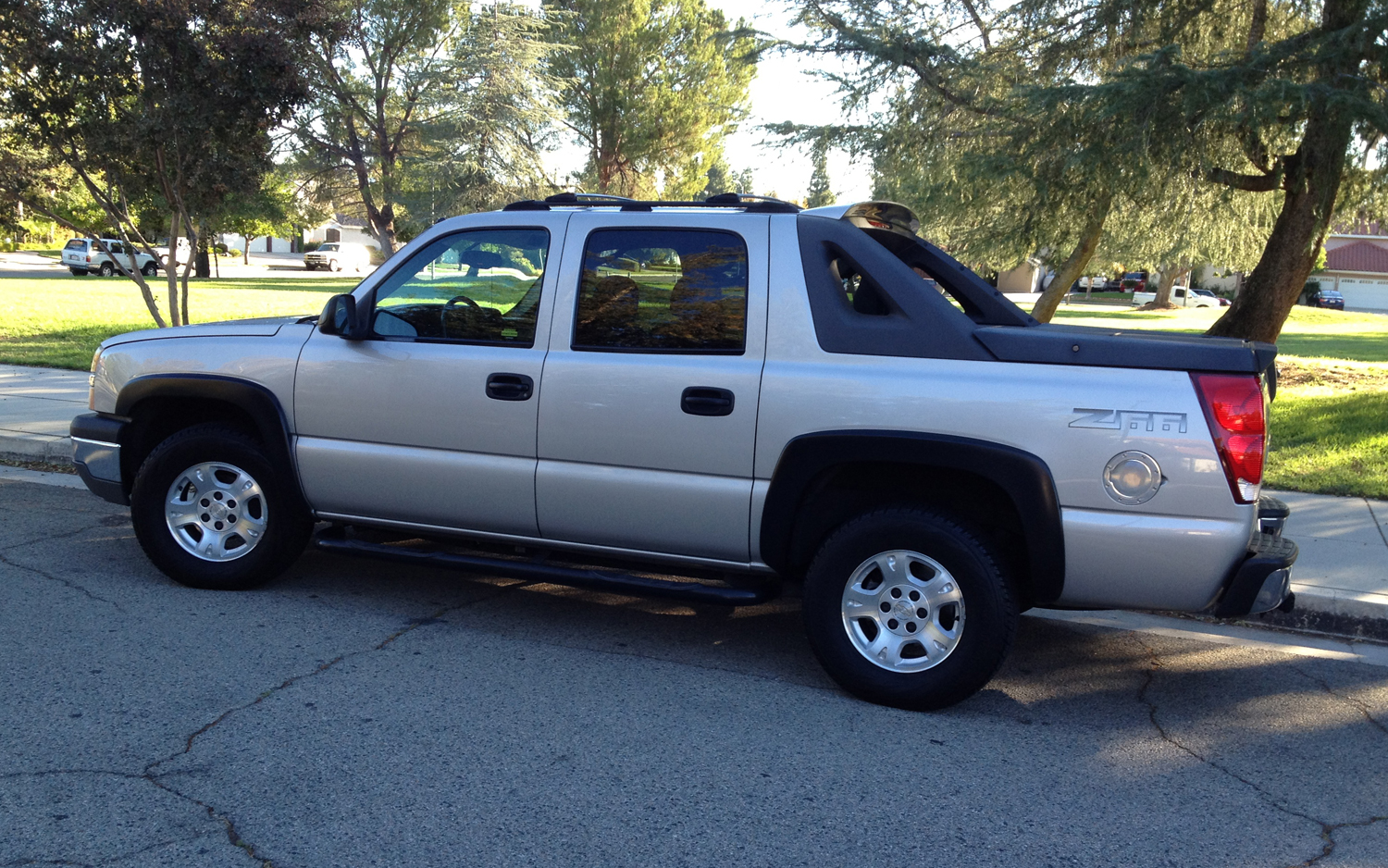 04 Chevy Avalanche Us Cars