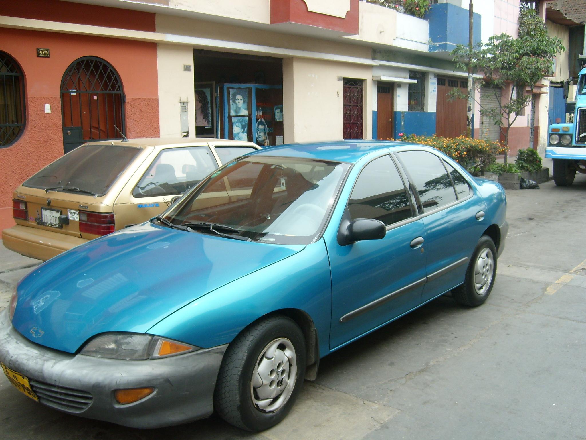 Shiny I Diski Dlya Chevrolet Cavalier 1996