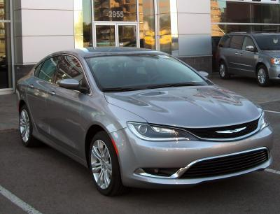 Шины и диски для Chrysler 200
