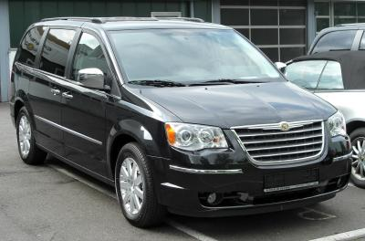 Шины и диски для Chrysler Grand Voyager