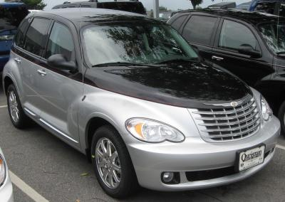 Шины и диски для Chrysler PT Cruiser