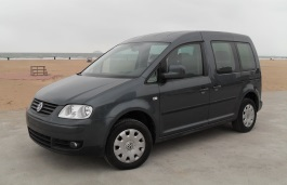 Шины и диски для FAW Volkswagen Caddy
