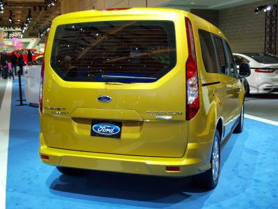 Диски на Ford Tourneo Connect