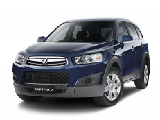 Шины и диски для Holden Captiva 7