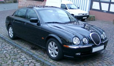 Шины и диски для Jaguar S-Type