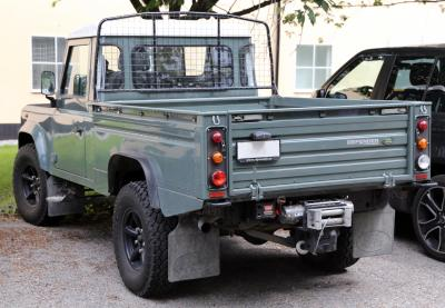 Шины и диски для Land Rover Defender