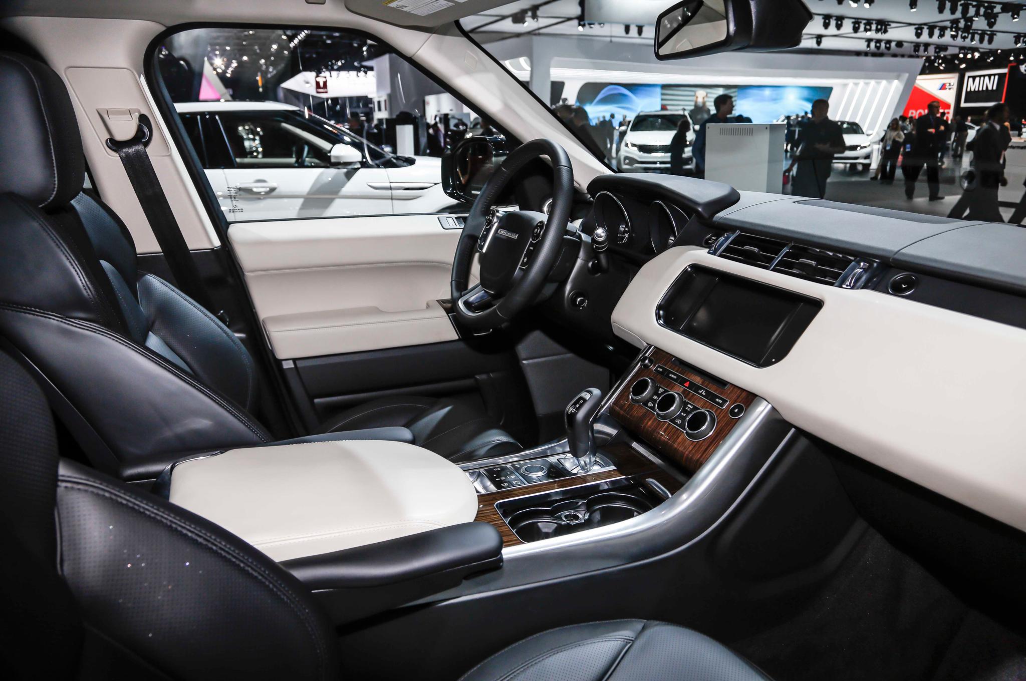 шины и диски для Land Rover Range Rover Sport 2016 50v8 мод2014