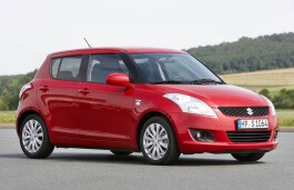 Шины и диски для Maruti Swift