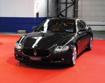 Maserati 2012 quattroporte