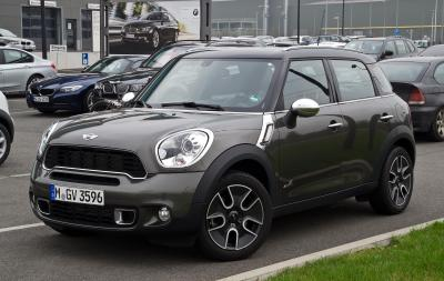 шины и диски для Mini Cooper S All4 Countryman 2010 16i размер