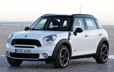 шины и диски для Mini Cooper S All4 Countryman 2011 16i размер