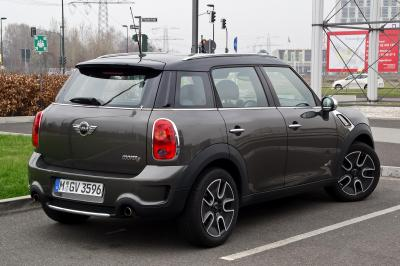 Шины и диски для Mini Cooper S All4 Countryman