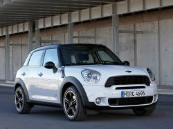 Шины и диски для Mini Countryman