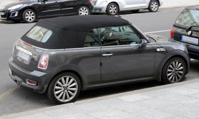 шины и диски для Mini One 2015 размер колёс на мини оне 2015