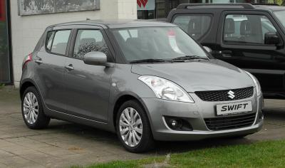 Шины и диски для Suzuki Swift