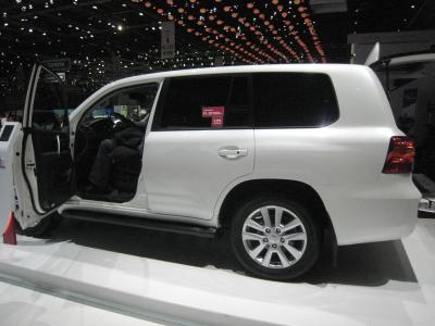Диски на Toyota Land Cruiser 200