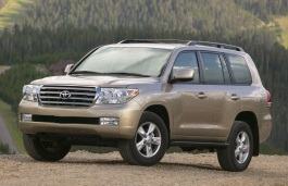 Диски на Toyota Land Cruiser