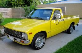 toyota pickup 1981 4x4