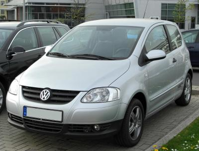 Диски на Volkswagen Fox