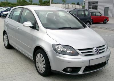 Диски на Volkswagen Golf V Plus