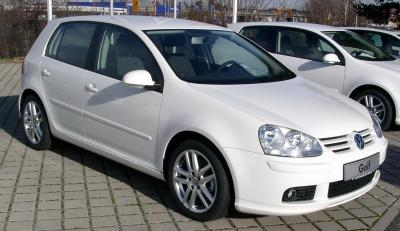 Диски на Volkswagen Golf V