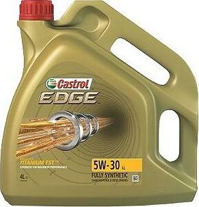 Моторное масло Castrol Edge 5W-30 Professional LongLife 4л (15669A)