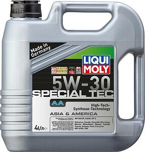 Моторное масло Liqui Moly Leichtlauf 5W-30 Special AA 4л (7516)