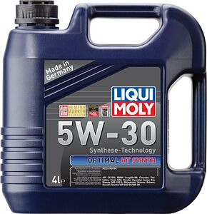 Моторное масло Liqui Moly Optimal HT Synth 5W-30 4л (39001/2345)