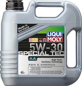 Моторное масло Liqui Moly Special Tec AA 5W-30 4л (7516)