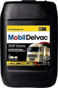 Моторное масло Mobil Delvac MX EXTRA