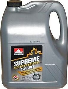 Моторное масло Petro-Canada Supreme Synthetic 5W-30 4л (MOSYN53C16)