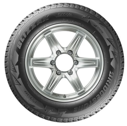 «имн¤¤ шина Bridgestone Blizzak DM-V2 255/50 R20 109T - фото 9