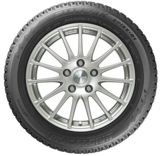 «имн¤¤ шина Bridgestone Blizzak Spike-01 255/55 R19 111T - фото 7