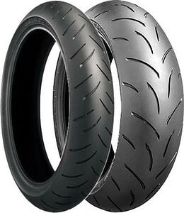 Мотошины Bridgestone Battlax BT-015 Radial