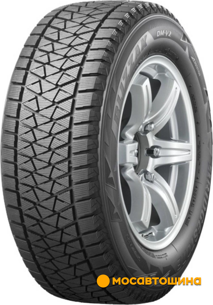 «имн¤¤ шина Bridgestone Blizzak DM-V2 275/45 R20 110T - фото 3