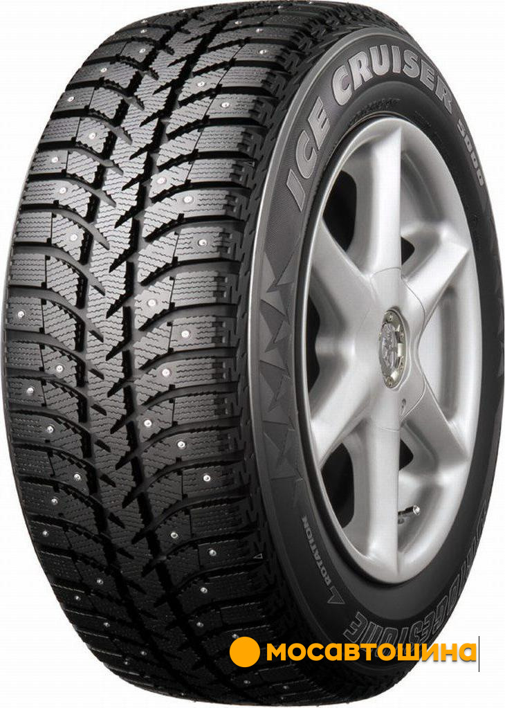 «имн¤¤ шина Bridgestone Ice Cruiser 7000 XL 255/50 R19 107T - фото 4