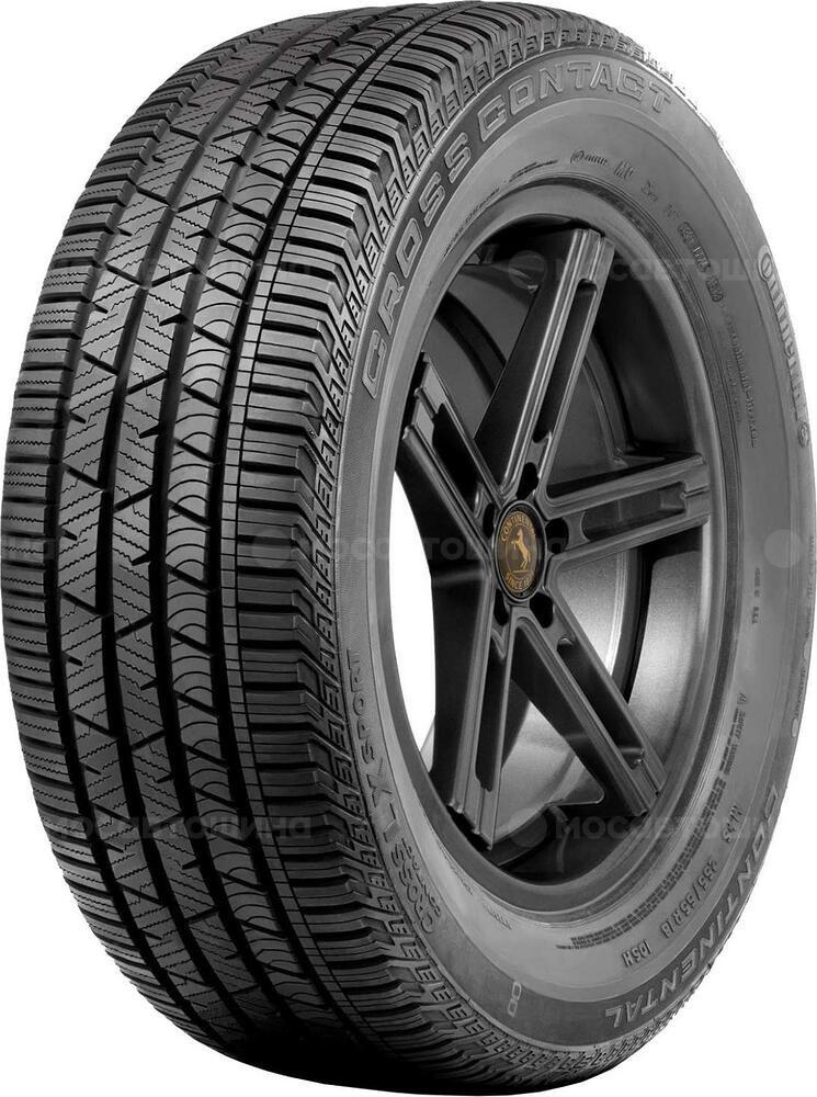 Летняя шина Continental ContiCrossContact LX2 255/55 R18 109H - фото 6