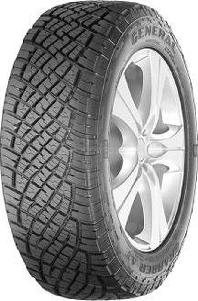 Ћетн¤¤ шина General Tire Grabber AT FR 255/55 R18 109H - фото 6