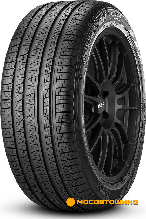 Ћетн¤¤ шина Pirelli Scorpion Verde All Seasons 285/65 R17 116H - фото 5